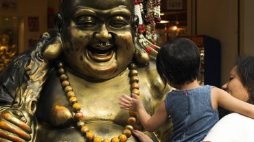 Why Do You Rub Buddha's Belly?