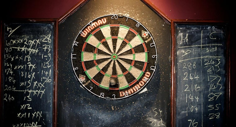 What Are the Rules for 301 Darts?