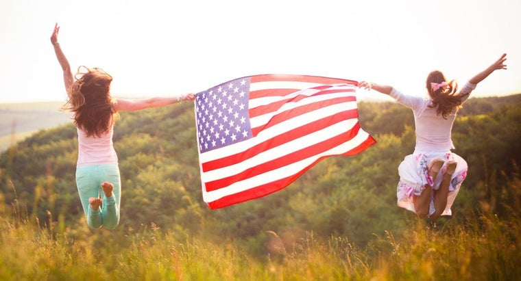 What Are the Rules for Flying the American Flag?