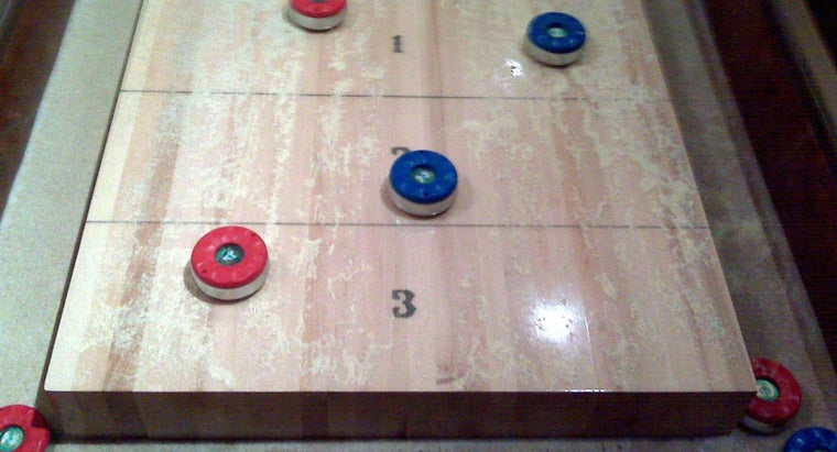 What Are the Rules for Table Shuffleboard?