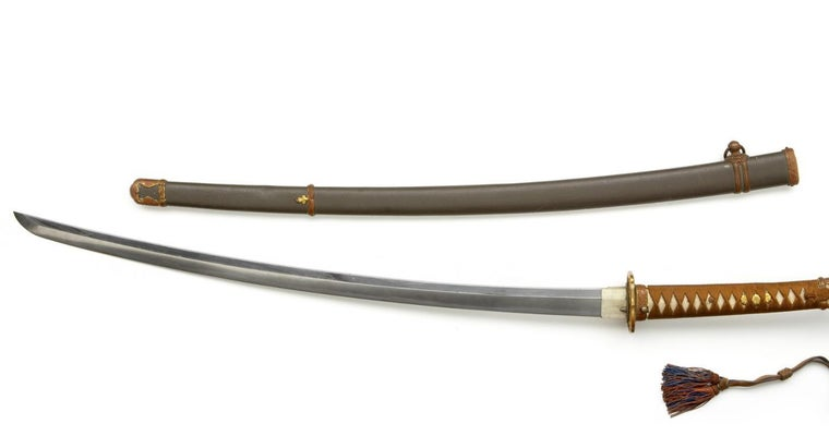 What Are Russian Swords?