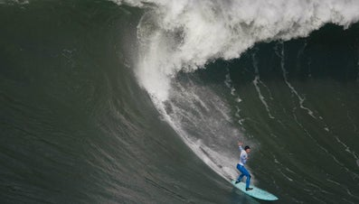 What's the Biggest Wave Ever Surfed?