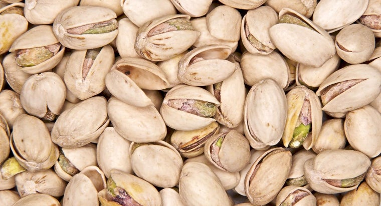 How Do You Salt Pistachios?