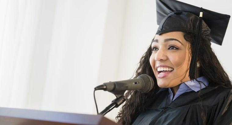 Where Are Samples of Graduation Speeches Available?
