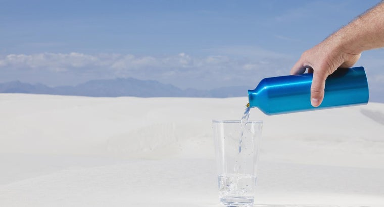Does Sand Dissolve in Water?