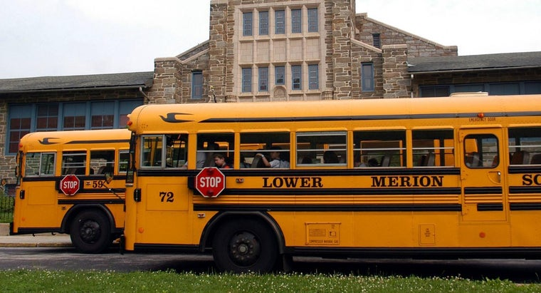 What Are Some School Bus Safety Tips?