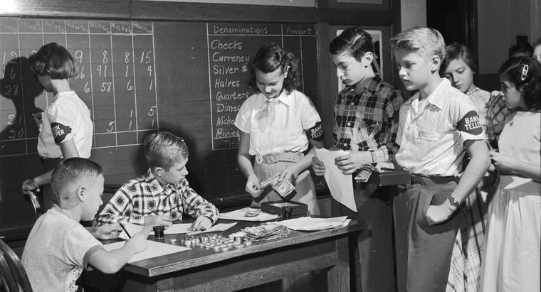 What Was School Like in the 1950s?