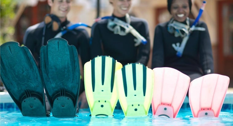 What Are Scuba Flippers?