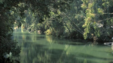 Into Which Sea Does the Jordan River Flow?
