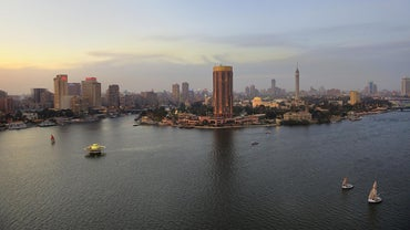 Into What Sea Does the River Nile Flow?