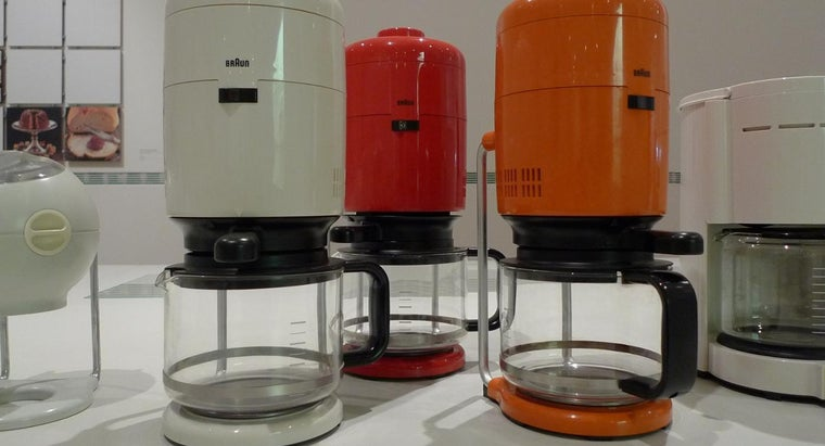 Does Sears Sell Braun Coffee Makers?
