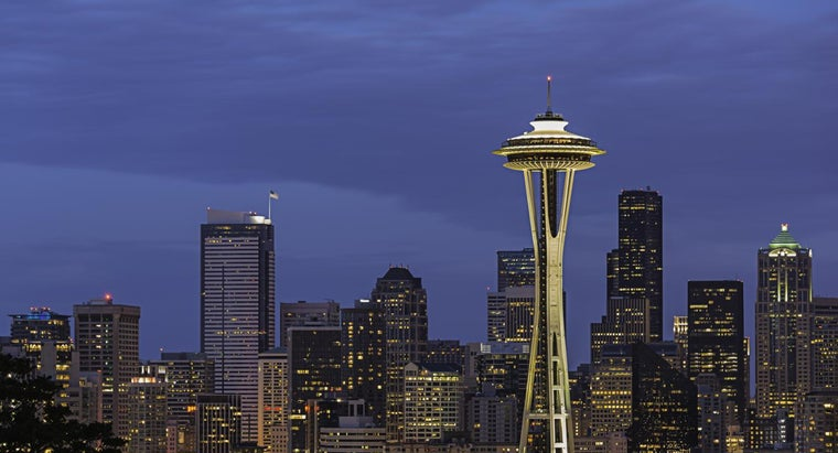 Where Is Seattle Located ?