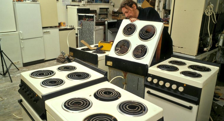 What Are Second-Hand Appliances?