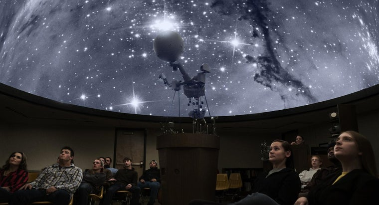 How Do You See Planets in the Night Sky?