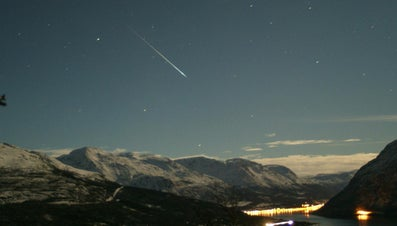 What Does Seeing a Shooting Star Mean?