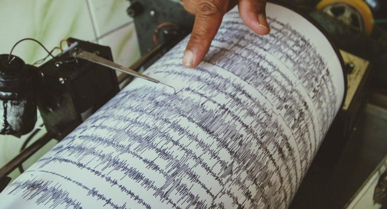 What Does a Seismograph Measure?