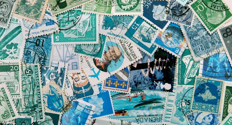 Where Do You Sell Old Stamps?