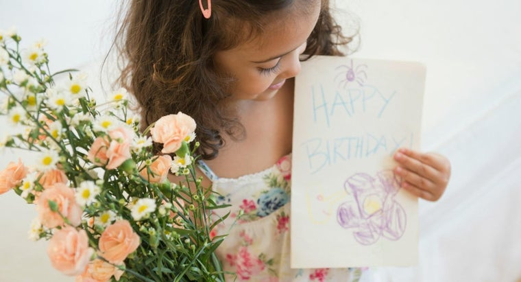 How Do You Send a Happy Birthday Message?