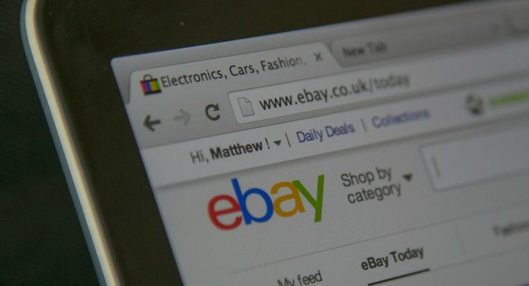 Is There a Service to Handle EBay Sales on a Person's Behalf?