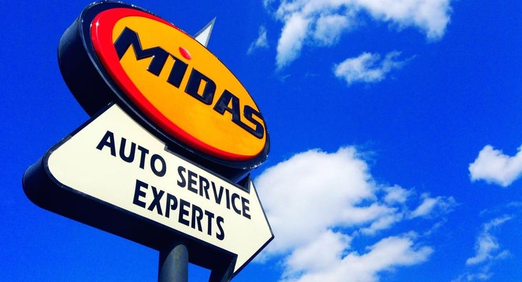 What Services Does Midas Offer?