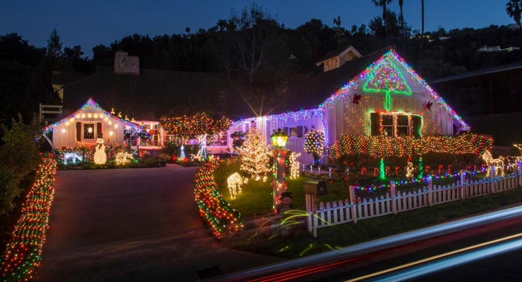 How Do You Set Christmas Lights to Music?