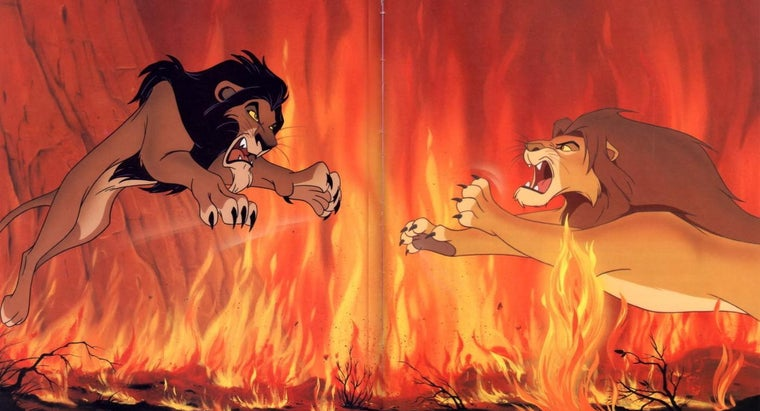 What Shakespearean Work Was The Lion King Based On?