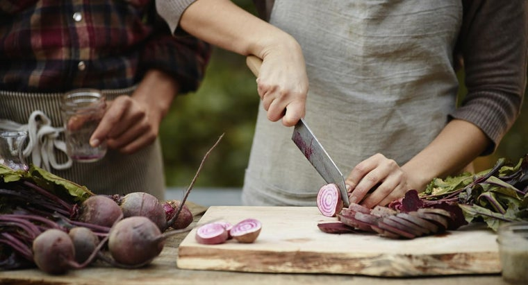 Why Does a Sharp Knife Cut Better Than a Dull One?