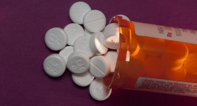 What Is the Shelf Life of Oxycodone?
