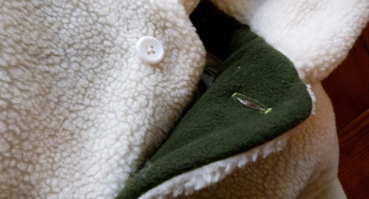 What Is Sherpa Fleece Made Of?