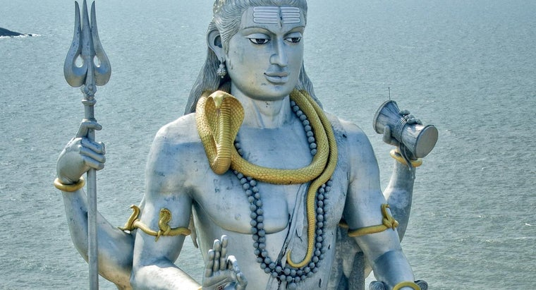 Why Does Shiva Have Four Arms?