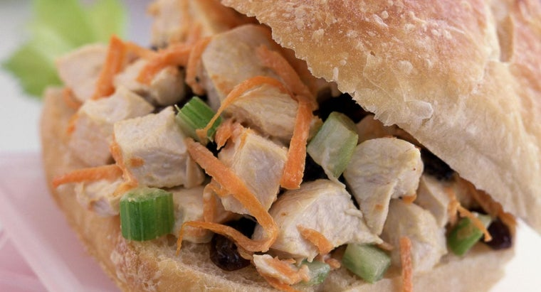 Are There Any Shortcuts to Making a Chicken Salad Sandwich?