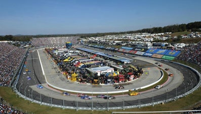 What Is the Shortest NASCAR Track?