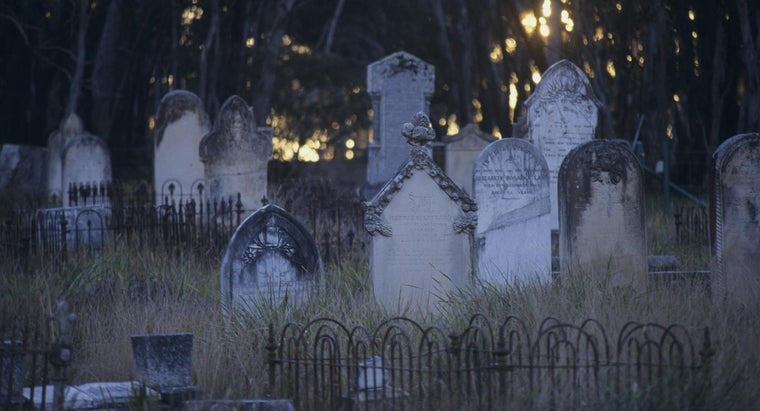 When Should You Buy a Burial Plot?