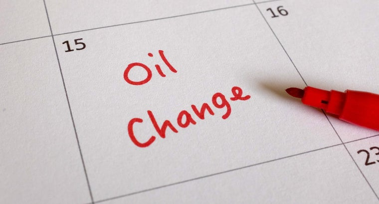How Often Should a Car Have an Oil Change?