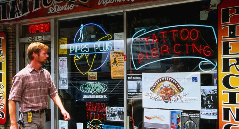What Should You Consider Before Opening a Tattoo Shop?