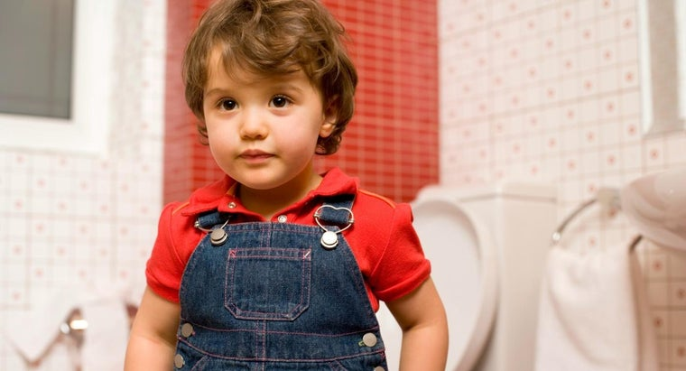 How Should You Handle Potty Training Accidents?