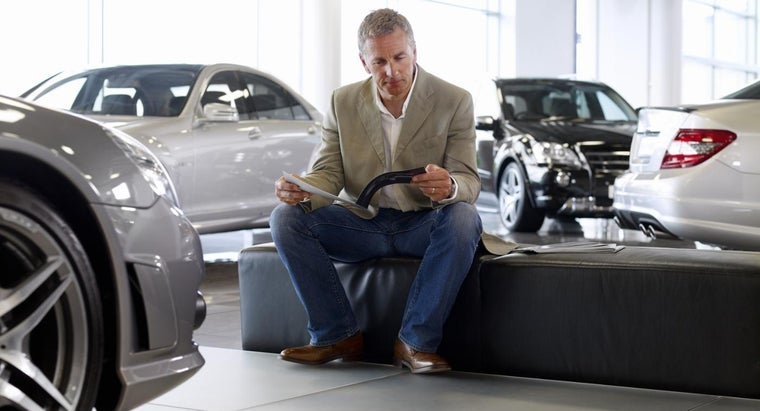 What Should I Look for When Shopping for a New Car?