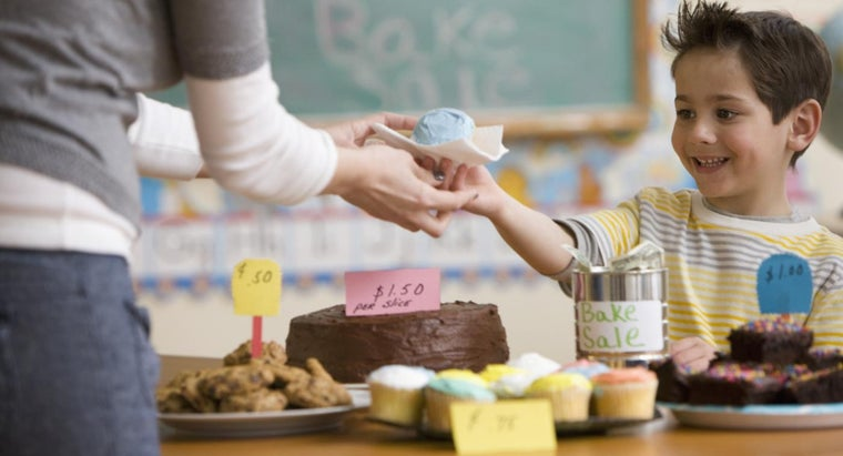 How Should You Price Bake Sale Items?