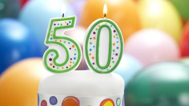 What Should You Say in a 50th Birthday Speech?