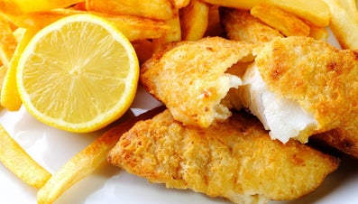 Which Side Dishes Go With Fried Fish?