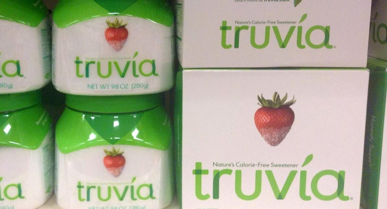 Are There Side Effects From Using Truvia Sweetener?