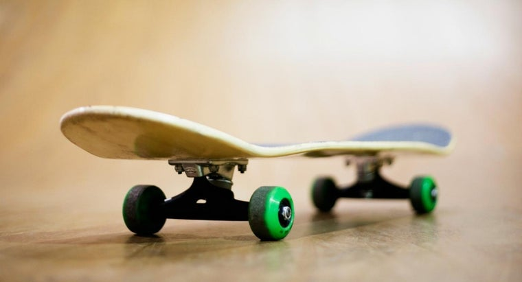 Which Side Is the Front of a Skateboard?