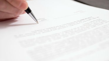 What Is a Signature Block in a Letter?