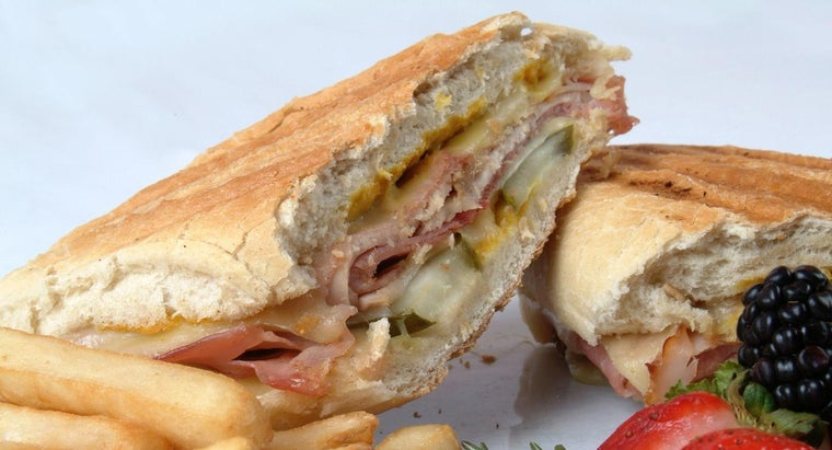 What Is the Signature Sandwich of Tampa, Florida?