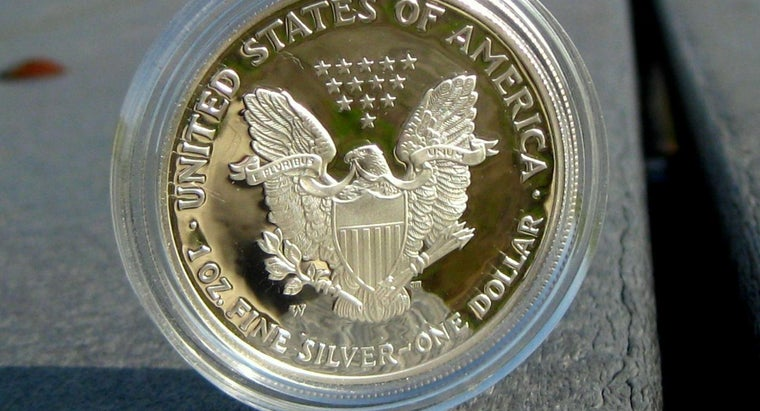 What Is Silver Eagle Mintage?