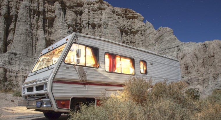 What Size Dehumidifier Do You Need for an RV?