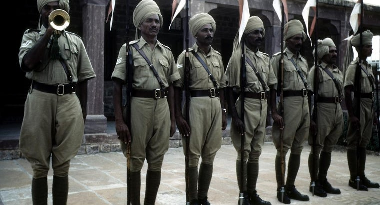 What Is the Slogan of the Indian Army?