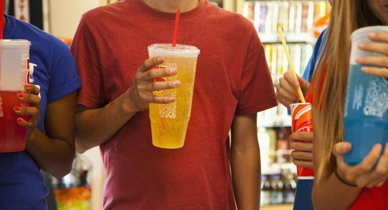 Does Soda Stunt Your Growth?