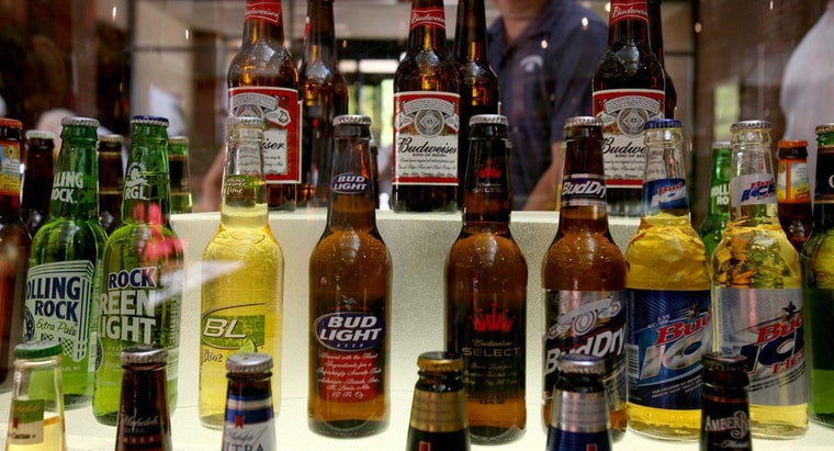 What Is the Sodium Content of Beer by Brand?