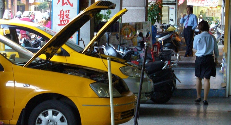 Is There Software That Tracks the Automobile Repair Shop's Inventory?